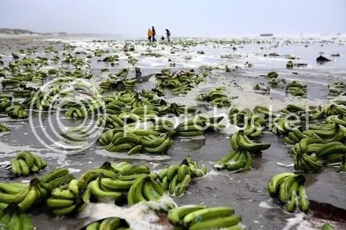 Bananas saladas