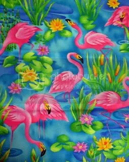 Flamingo Snapshots backing
