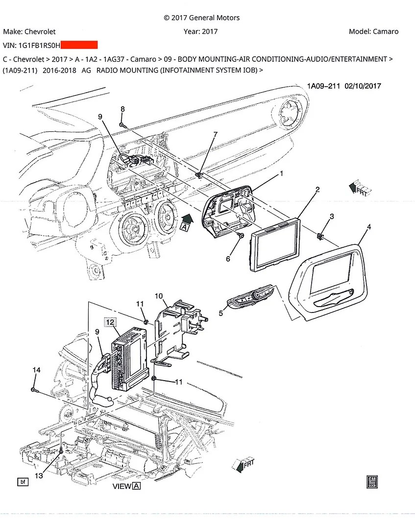 General Motors Wiring Diagram. D Gm Figure A. Gm Starter