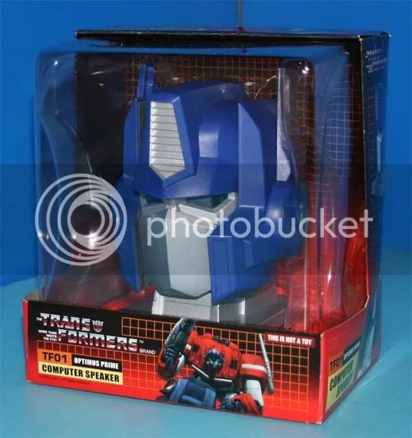Ultra Magnus G1 Transformers Computer Speakers