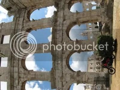Pula, amfiteátrum