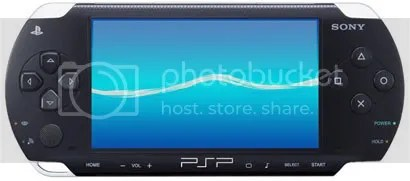 PSP wall