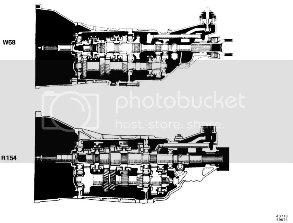 medium resolution of w58 diagram electrical wiring diagramthe break down of a w58 and r154 toyota supra forumsw58 diagram