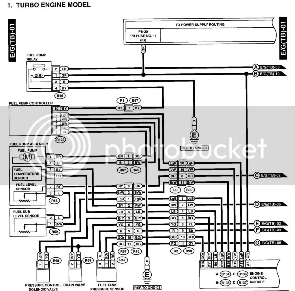2004 Subaru Impreza Wrx Sti Wiring Diagram Images