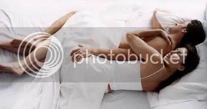 Na cama é mais gostoso!