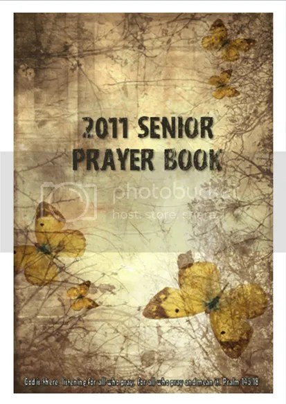 Prayer Book Cover