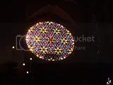 Palma, Kathedrale - Buntglasfenster