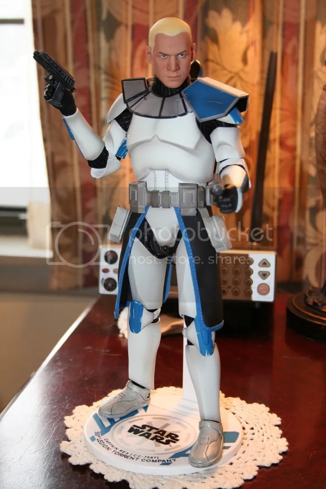 Sideshow Collectibles Star Wars Clone Wars Captain Rex Review (1/6)