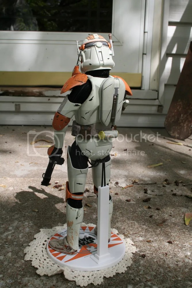 Sideshow Collectibles Star Wars Commander Cody Review (4/6)