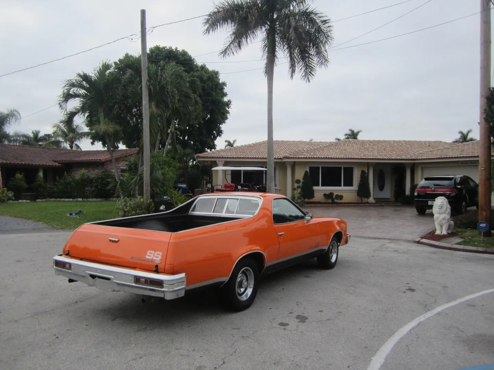 medium resolution of 1974 chevrolet el camino v8 350 motor power steering power brakes a c new paint and interior runs great clean car contact alex with serious offers