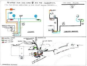 Factory Dual Solex PDSIT Carburetor Adjustments