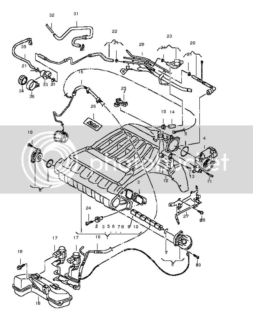 medium resolution of thread vacuum line id help
