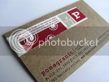 Tarjetas de Presentación Creativas - tarjeta25