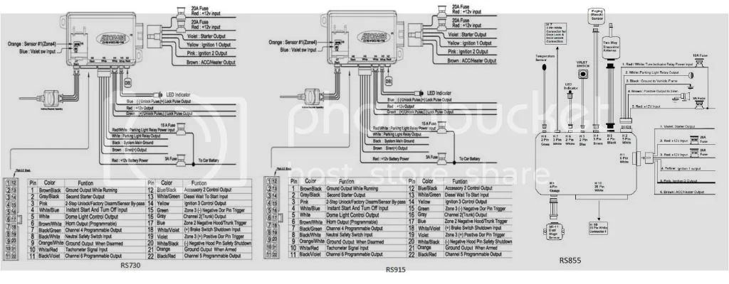autopage rs 665 wiring diagram