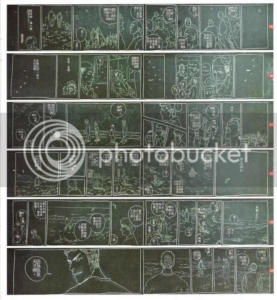 原來灌籃高手漫畫的真正結局是..........!? - kimhonzero的創作 - 巴哈姆特
