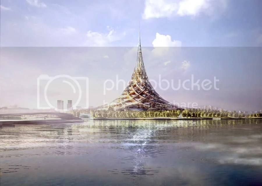 Gedung Terbesar di Dunia yang Ramah Lingkungan
