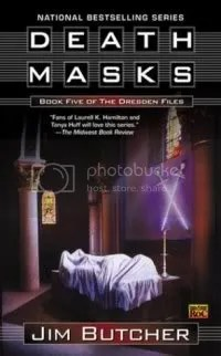 Jim Butcher - Death Masks