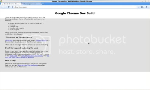 chrome-linux