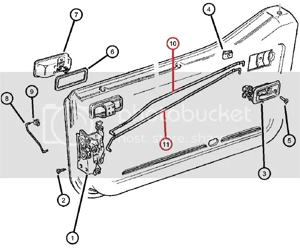 Jeep Liberty Door Lock Diagram