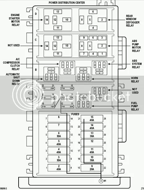 2012 Jeep Wrangler Wiring Diagram Wrangler TJ Wiring