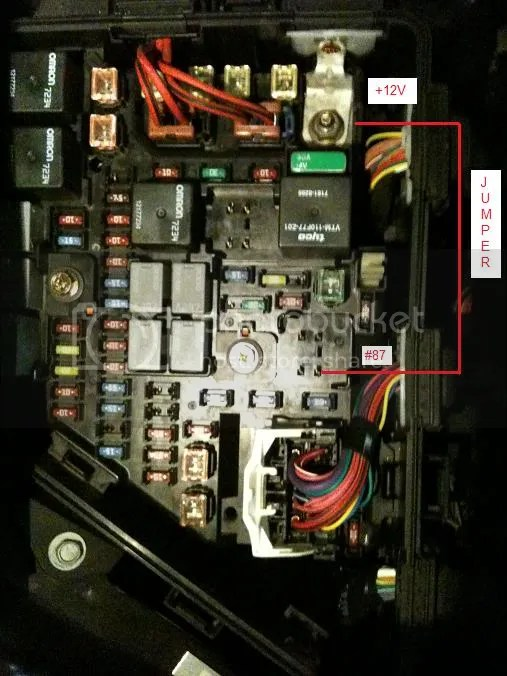 2011 Buick Enclave Fuse Box 2005 Cts V Will Not Start Page 7