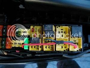 Rear window defrost wiring question  JeepForum