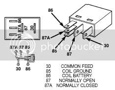 Bosch Relay Wiring Diagram For Horn