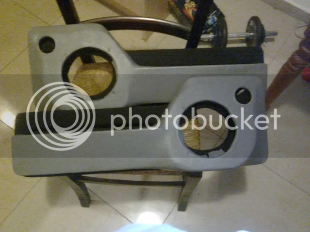 medium resolution of mk2 golf jetta custom 6 5 speaker door pods