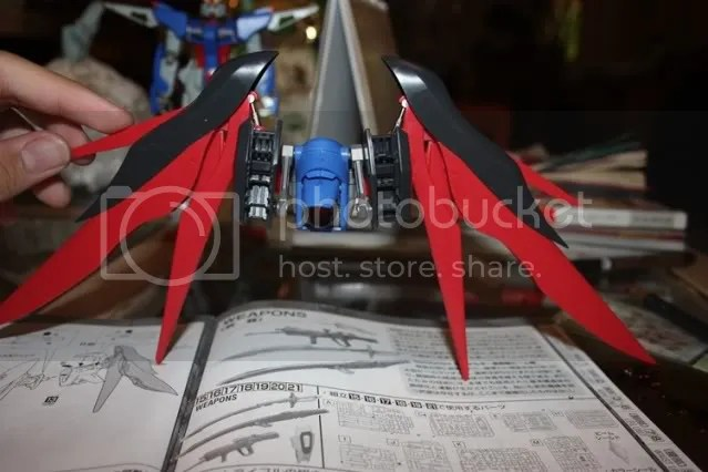 Wings complete!