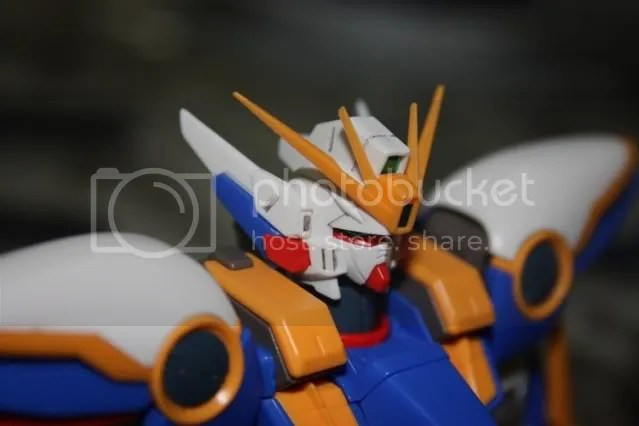 Heres how the head looks like after panel lining :D