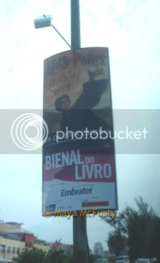 Posible portada brasilera