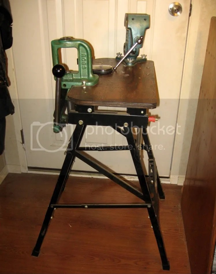small or portable reloading