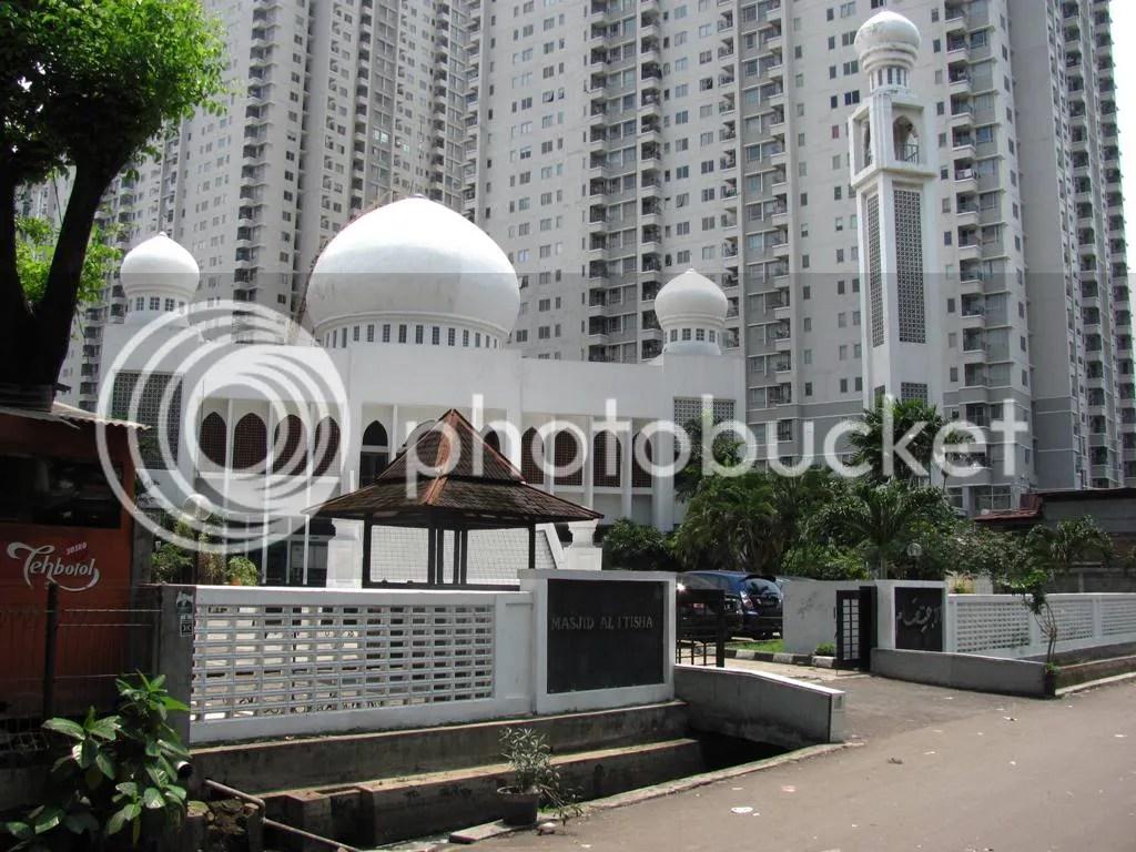 Hasil gambar untuk masjid al i'tisham