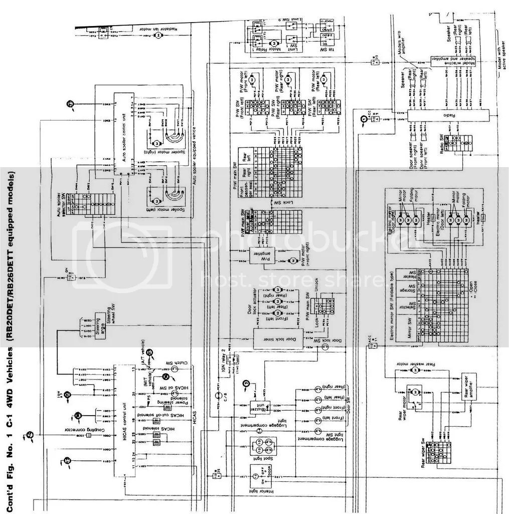 skyline r33 gtst wiring diagram upright x20n scissor lift fh schwabenschamanen de nissan exa data schema rh 10 2 schuhtechnik much stereo