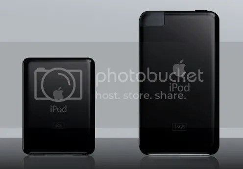 TB Tech Blog - iPod touch black finish