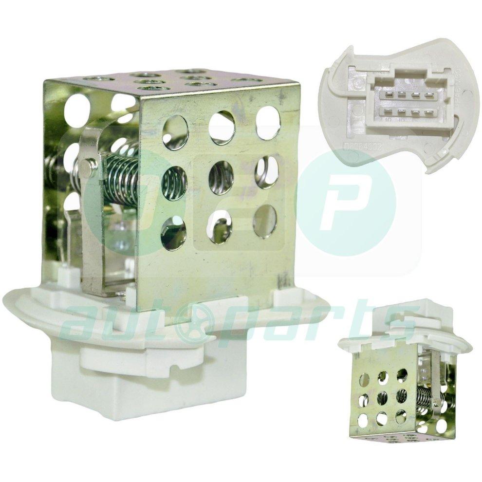 medium resolution of heater blower motor fan resistor for vauxhall opel movano 1 9 2 2 2 5 3 0 diesel