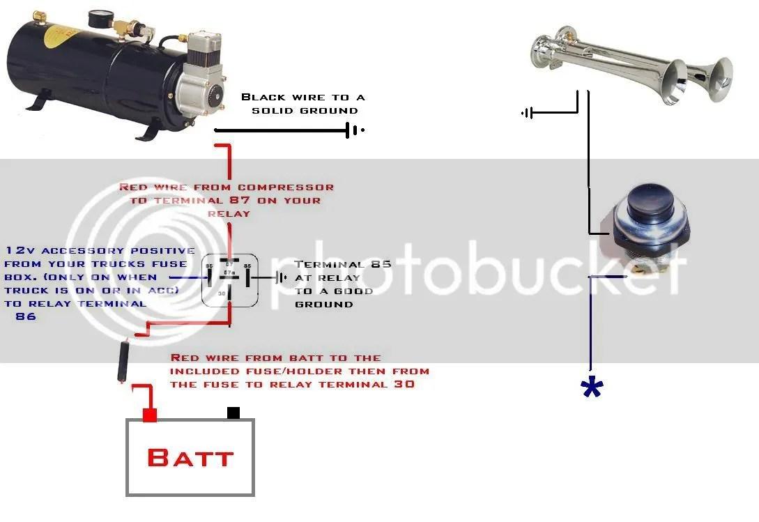 hight resolution of truck air horn diagram wiring diagram portal train  schematics train horn plumbing diagram