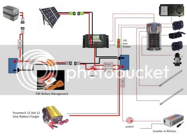 teardrop camper wiring diagram dayton drum switch 27 elegant 12 volt trailer fakrub com power pinterest