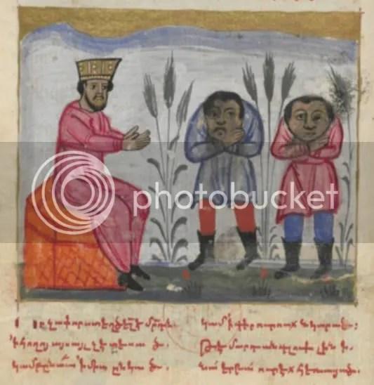 manuscrito arménio- BNF