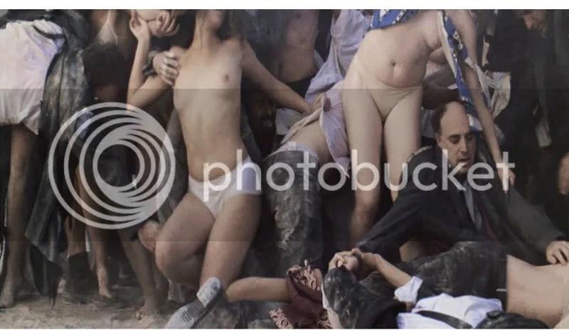 Eve Sussman, The Rape of the Sabine Women, 2006