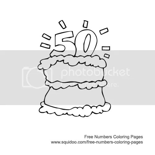 50th Anniversary Coloring Pages Coloring Pages