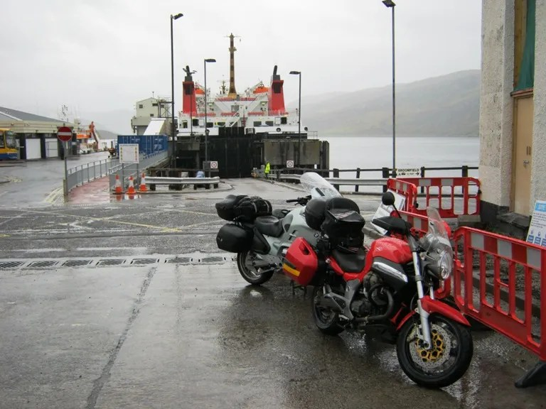Hebrides ferry