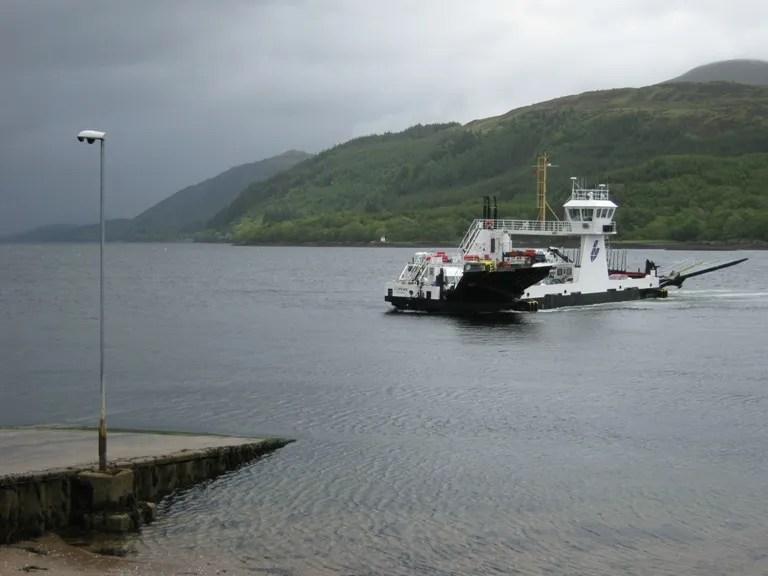 Loch Linnhe ferry