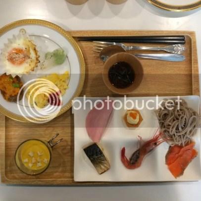Obihiro breakfast