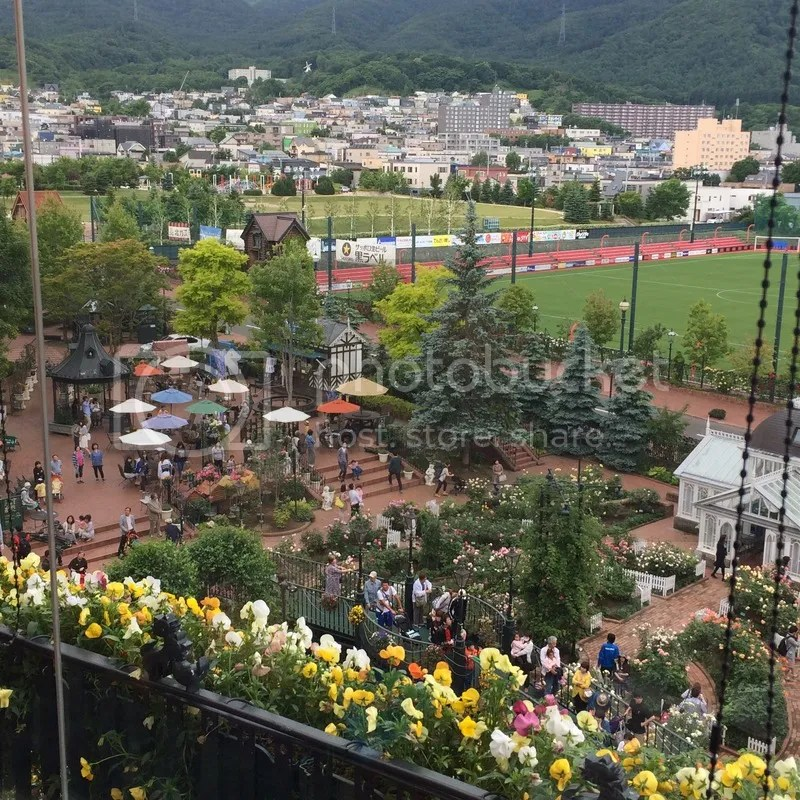 Shiroi Kobito park