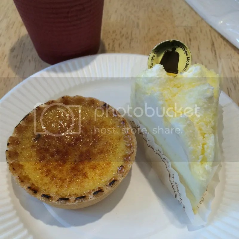 LeTao pastries Otaru
