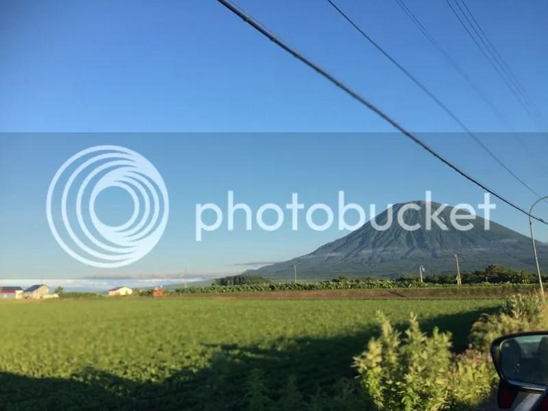 volcano drive from otaru