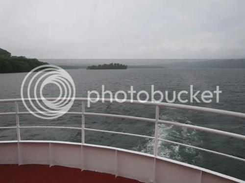 Lake Akan deck