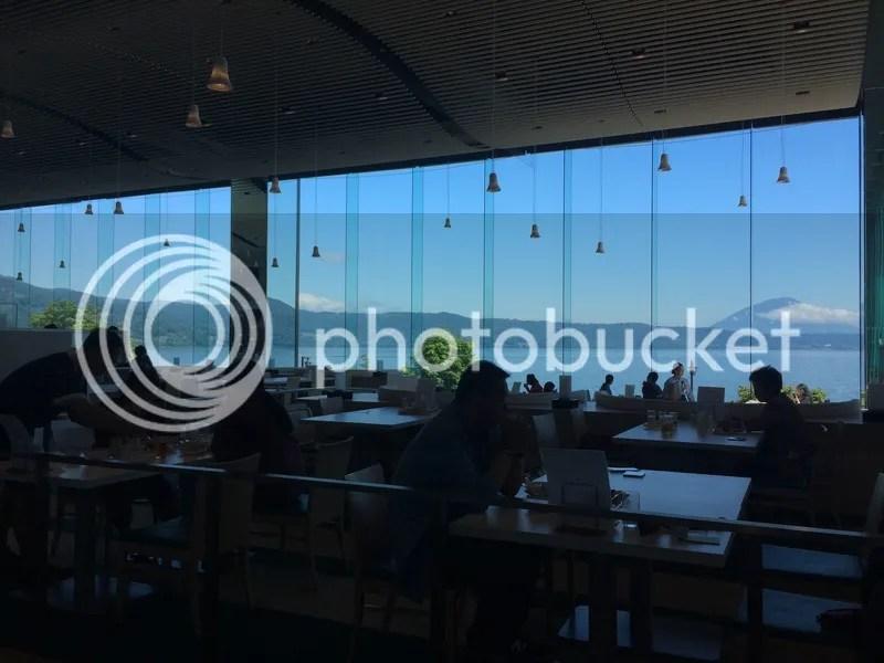 Lake toya resort breakfast buffet