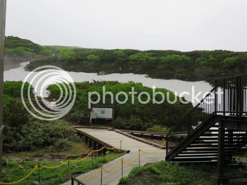 Sugatami area trail